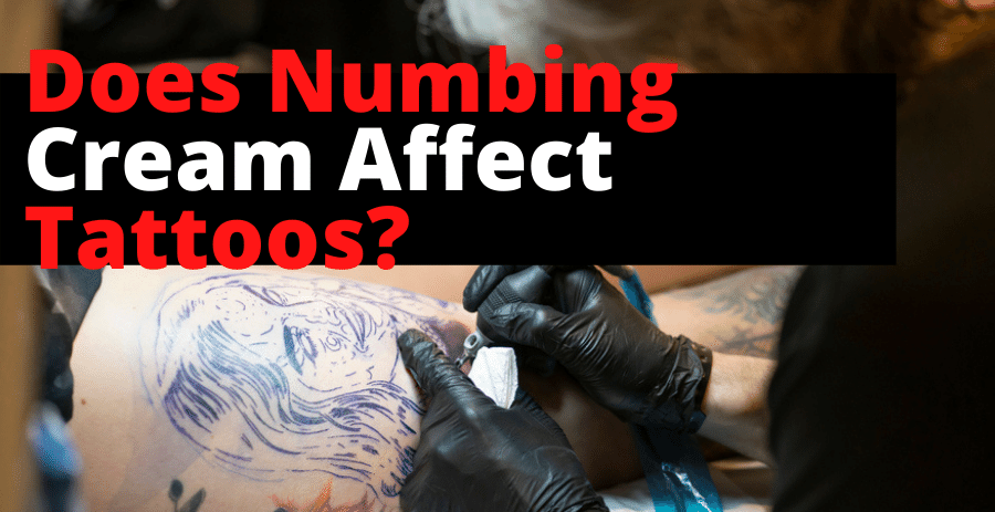 Does Numbing Cream Affect Tattoos Fetured Image